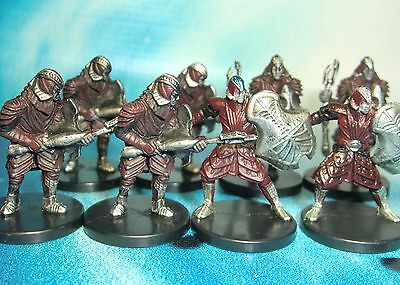 Star Wars Miniatures Lot  Utapaun Warrior Utapaun Soldier !!  s97
