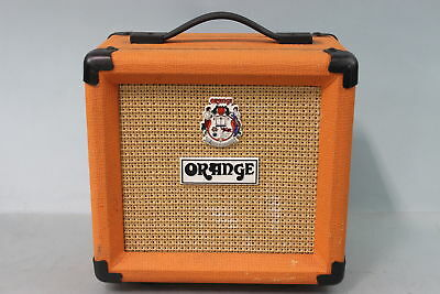 Orange Amps PPC108 Closed-Back Speaker Straight Guitar Cabinet 20W 8-Ohm 1x8""