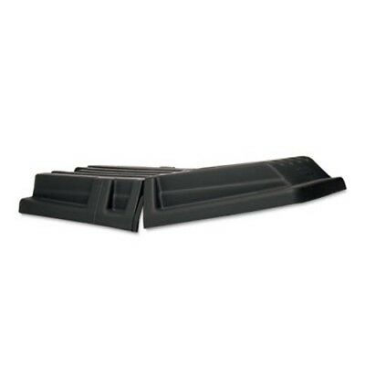 Rubbermaid 1317 Tilt Truck Lid for 1 Cubic Yard Trucks, Black (RCP1317BLA)
