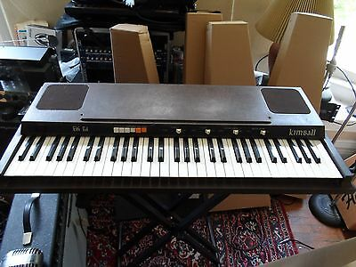 Vintage Kimball EK61-1 Electric Piano