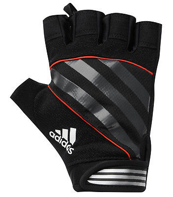 Adidas Performance Gloves Weights Gym Training Fitness Large L/g Mens