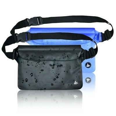 Waterproof Underwater Waist Bag Universal Swimming Beach Dry Pouch Case Wallet
