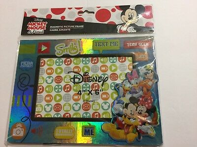 Disney's Mickey Mouse & Friends Magnetic Picture Frame