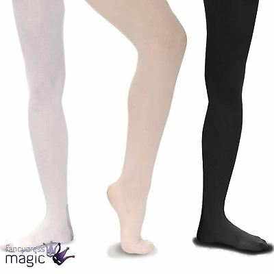 Professional Ballet Tights Dance Lycra Nylon Gym Childrens Adults Seamless Stage