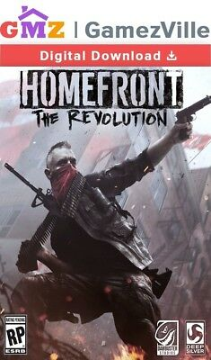 Homefront: The Revolution Steam Key PC Digital Download