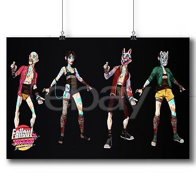New Custom Crown The Empire The Fallout Silk Poster Wall Decor