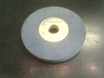 "Norton 7"" X 3/4"" X 1-1/4"" Grinding Wheel Surface Grinder 57A60-M5Vbe Bench"