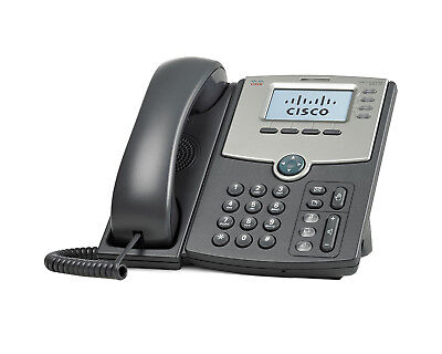 Cisco-SPA514G-4-Line-IP-Phone-with-2-Port-Gigabit-Ethernet-Switch-PoE-and-LCD