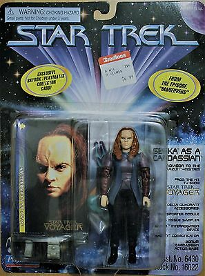 Star Trek Voyager Action Figur Seska as Cardassian
