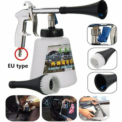 High Pressure Air Pulse Car Cleaning Gun Surface Interior Exterior Cleaner EUSF