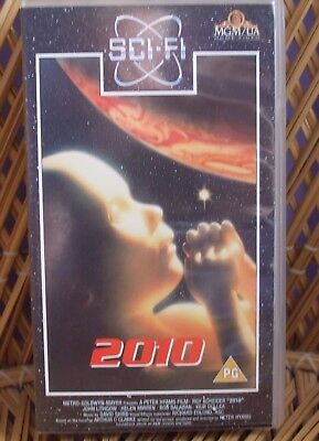 VHS video cassette tape 2010 (the sequel to 2001)