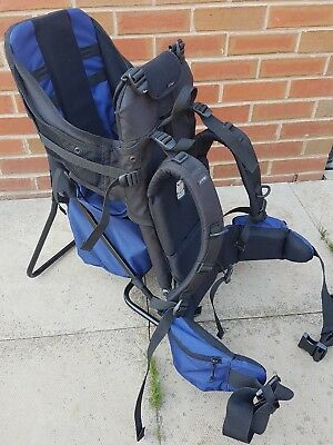 5e8412ef8c6 Vango Champ Baby And Child Carrier Backpack with Rain Cover COLLECTION CV9