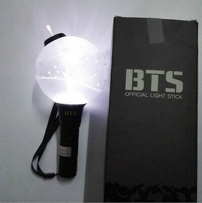 New KPOP BTS ARMY Bomb Light Stick Ver.2 Bangtan Boys Concert Lamp Lightstick