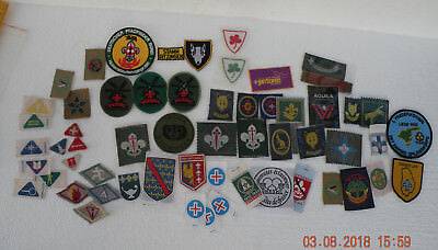 Boy Scouts International lot (vintage)