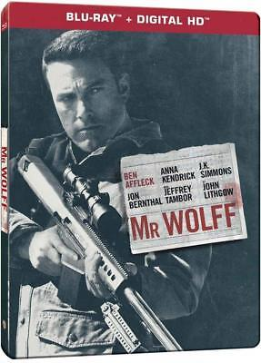 Mr. Wolff - Édition Limitée SteelBook - Blu-ray + Copie digitale