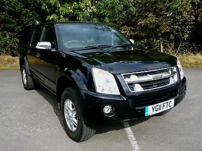 Isuzu Rodeo 2.5Td 4Wd Denver Double Cab Pick Up 111K F.s.h Plus Vat