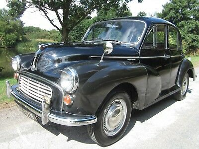 1959 Morris Minor 'vera' Saloon ~ Rolling Restoration ~ Drives Well!!