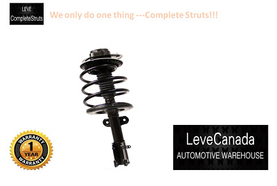 04-13 Mazda 3 (1) front  left Quick Complete Struts with mounts