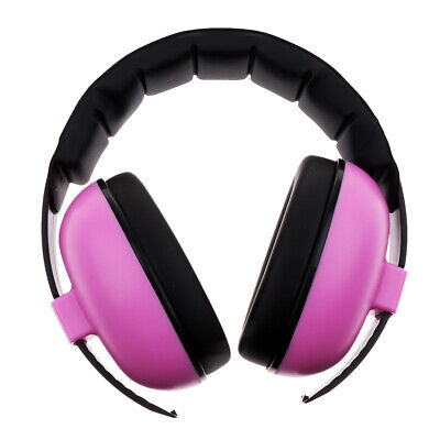 Kids Hearing Protection Safety Ear Muffs Adjustable Headband Ear Defenders