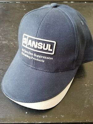 Ansul Fire Protection Hat
