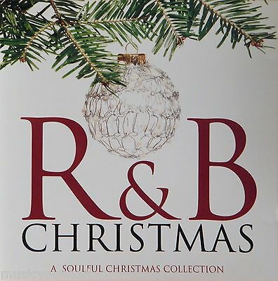 R&B Christmas - Various Artists (CD Horizon Records) 20 Tracks VG
