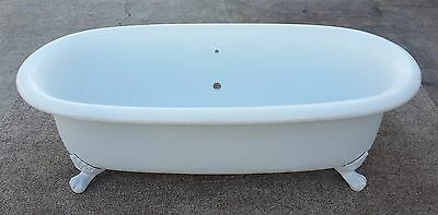 HUGE Antique Original Porcelain Early 1900s tub Very good condition still smooth