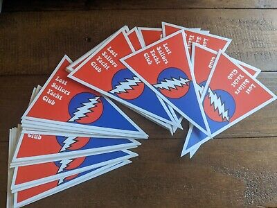 Grateful Dead and Company Lost Sailors Yacht Club sticker
