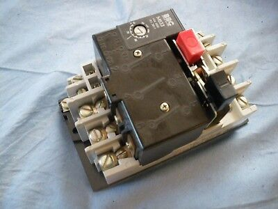 Bbc motor protection switch M633