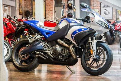 Buell 1125R ANNIVERSARY SIGNATURE EDITION LOW MILES