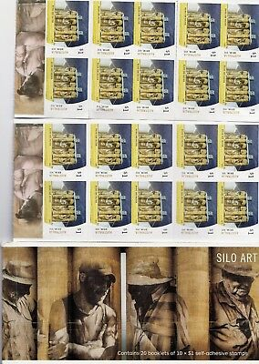 $1 X 220 Australia  Postage Stamp - Brand New Self Adhesive - Face Value  $220-