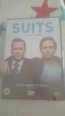 Suits Complete Series 1 DVD Suits First Season, 4 Discs. NEW! Sealed