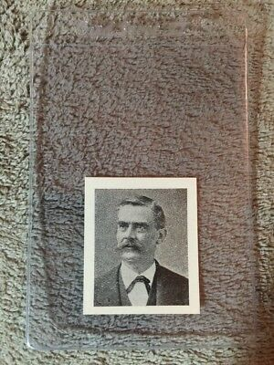 1910's Colgan Gum Confederate Portrait Card -John Echols Virginia #112