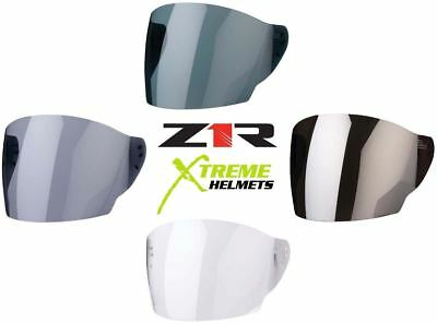 Z1R Ace Shield Scratch Resistant Replacment in Clear Smoke or Mirror