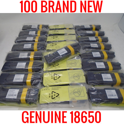 100 New 18650 2200Mah Cells Lithium Ion Batteries Powerwall Diy Ebike Lg Sony