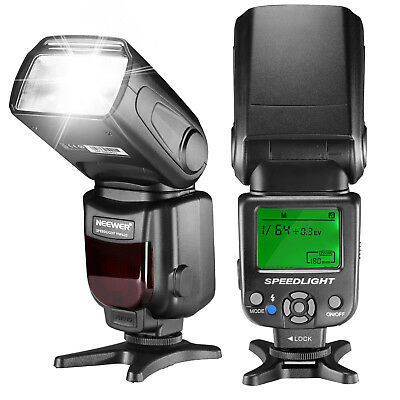 Neewer NW620 Kit Flash Speedlite Manual para Cámaras DSLR