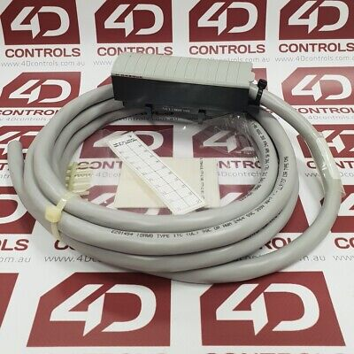 1492-CABLE025TBNH | Allen-Bradley | 2.5m Pre-wired Cable for ControlLogix - N...