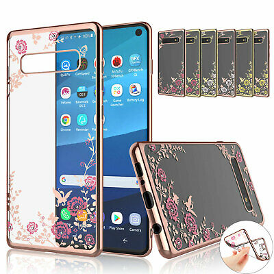 Luxury Slim Shockproof Silicone Protective Case Cover For Samsung Galaxy S8 S9