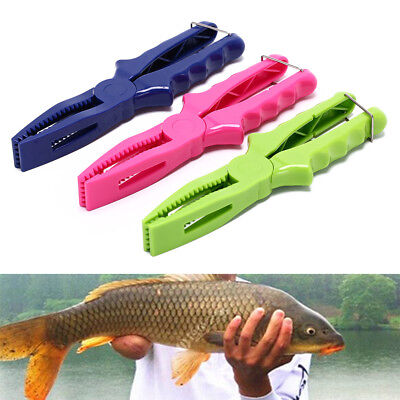 Fishing Pliers Gripper Plastic Clamp Grip Catch Tool Carp Fishing Tackle Tool