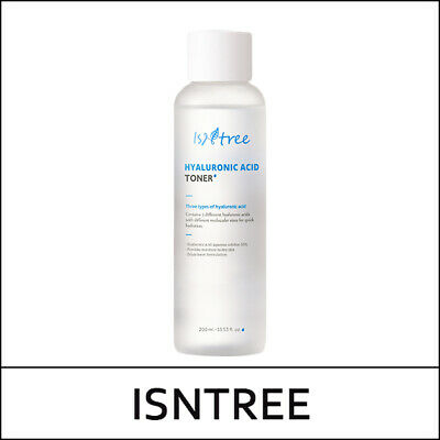 [ISNTREE] Hyaluronic Acid Toner 200ml / Korea Cosmetic / (LS4)