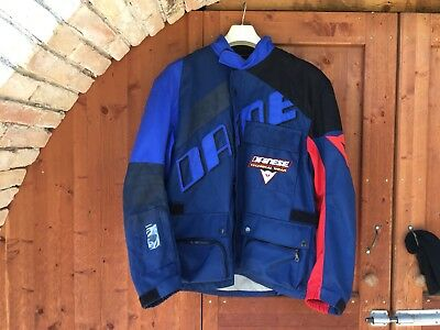 """Giacca DAINESE Technical Wear Mod. """"Desert Jacket"""" Taglia 58, Made in Italy"""