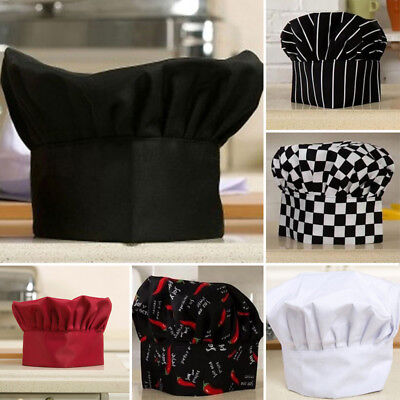 Hat Chef Hat For RestaurantsPubs Polyester Adults and Children Comfortable Cook