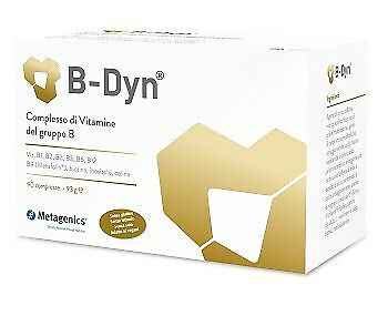 Metagenics B-Dyn New 90 Compresse