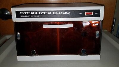 Best Beauty Equipment Sterilizer D-209 Spa-UV-Sterilizer k.p
