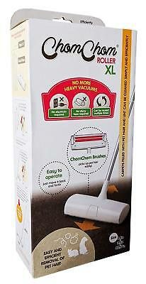 ChomChom Roller XL - Pet Hair Remover Long Handle Broom