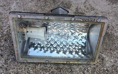 Vintage Chalmit No 469 Industrial Outside Light