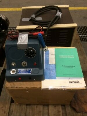 Lectroetch Power Unit Model 6A