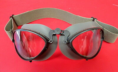 Wwii German Wehrmacht General Purpose Goggles