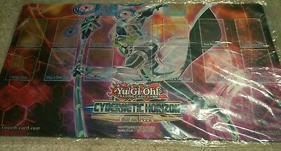 Yugioh Spielmatte Cybernetic Horizon Sneak Peek !