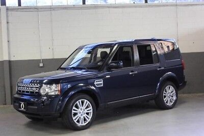 2011 Land Rover LR4  2011 LAND ROVER LR4 HSE, LOADED WITH OPTIONS, JUST SERVICED!!!