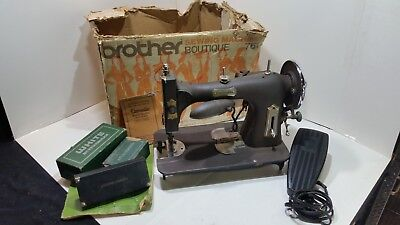 Domestic Rotary Sewing Machine Antique Cast Iron Model 151